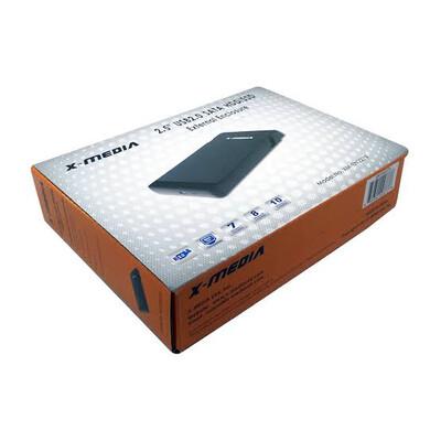 CASE SATA 2.5  PARA SSD USB 2.0 CLIP XM-EN2279