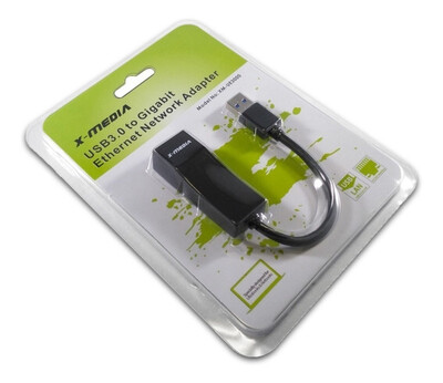 USB 3.0 TO GIGABIT ETHERNET