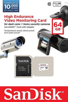 MICRO SD 64GB CAMARA VIGILANCI