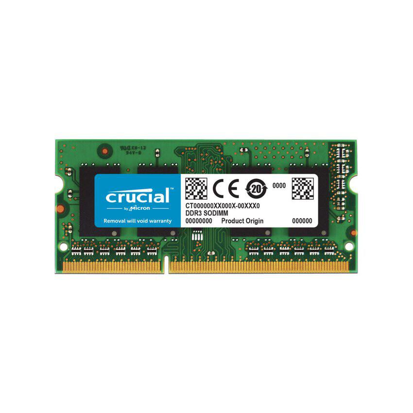 SODIMM DDR3L 8GB 1600MHZ 1.35V