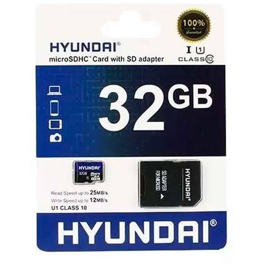 HYUNDAI 32GB MICRO SDHC