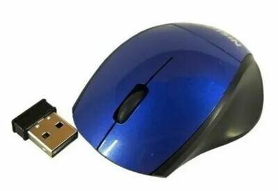 Mouse Mini Inalámbrico Ratón Usb Optico Para Pc O Laptop
