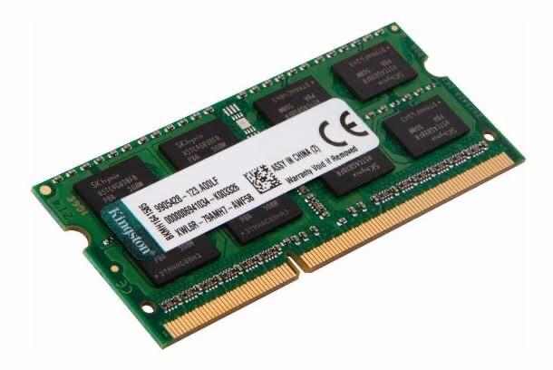 SODIMM DDR3 8GB 1600MHZ