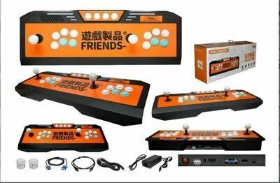 Arcade Pandora Box 9s Juegos Consola Tablero Maquinita Retro