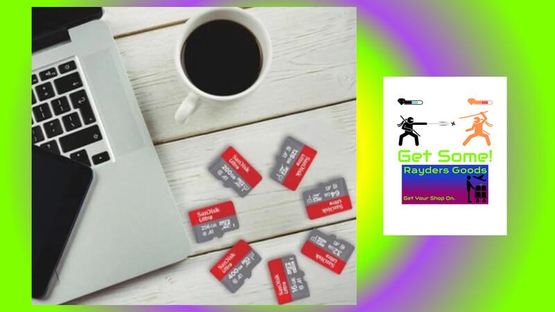 SanDisk Ultra MicroSDXC UHS-I Memory Card 16GB 32GB 64GB 128GB 256GB 400GB 512GB