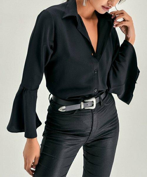 New Laviva, Черная рубашка