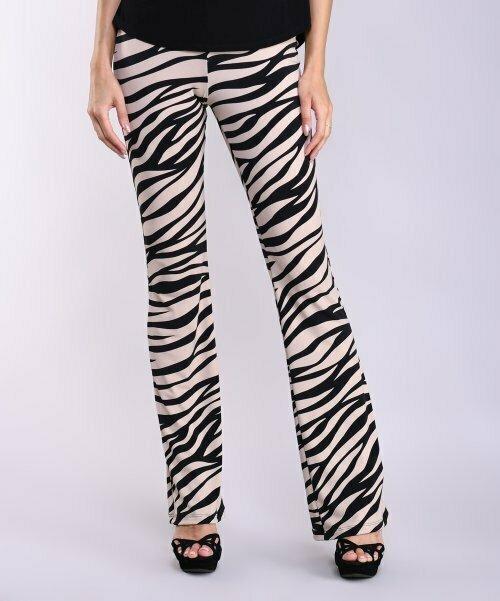 Lbisse, брюки под зебру