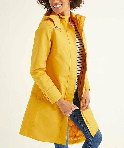 Желтый дождевик, Boden