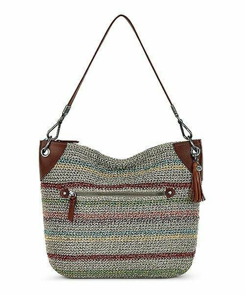 Вязанная сумка Hobo, The Sak