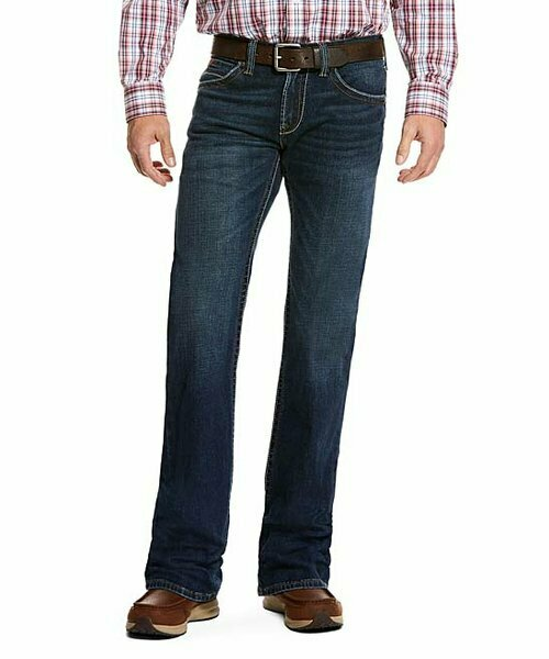 Джинсы Drake Denim Franklin Bootcut, Ariat