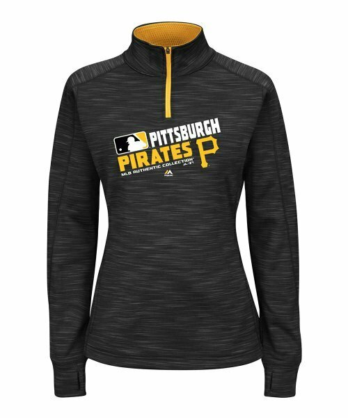 Пуловер Pittsburgh Pirates Authentic Collection, Fanatics