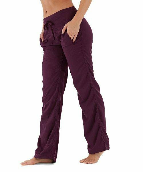 29-дюймовые тканые брюки Wild Plum Ilene, Marika