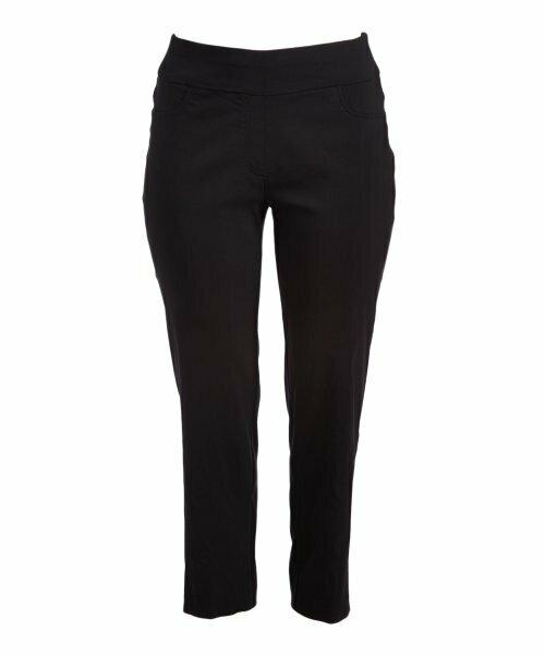 Ruby Rd., Черные брюки StretchTech