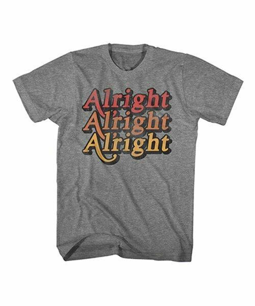 American Classics, Графитовая футболка Heather 'Alright'