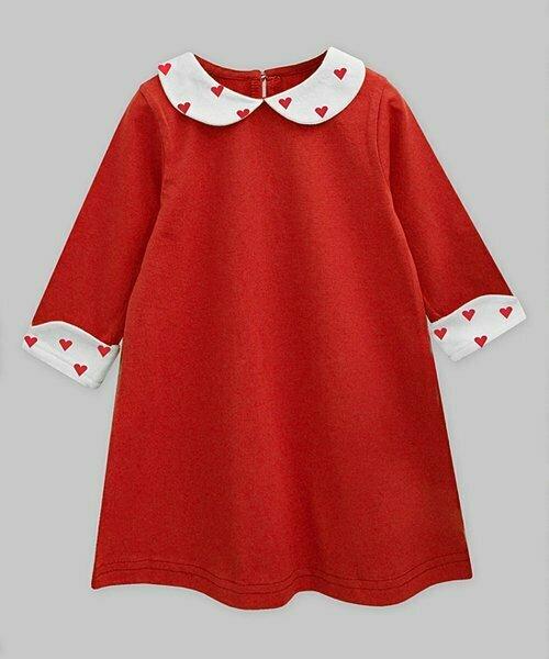A.T.U.N., Свободное платье Red Heart Charlotte