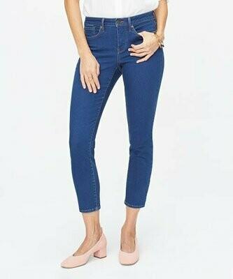 Укороченные джинсы скинни Linden, NYDJ