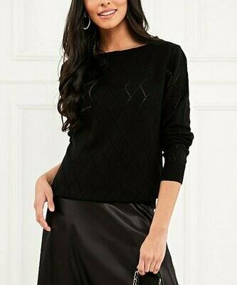 Черный свитер, Milan Kiss