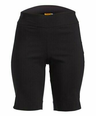 Ruby Rd., Черные шорты-бермуды Solar