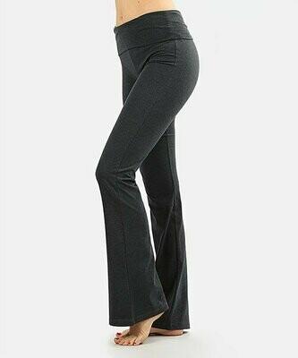 Active USA, темно-серые  штаны для йоги