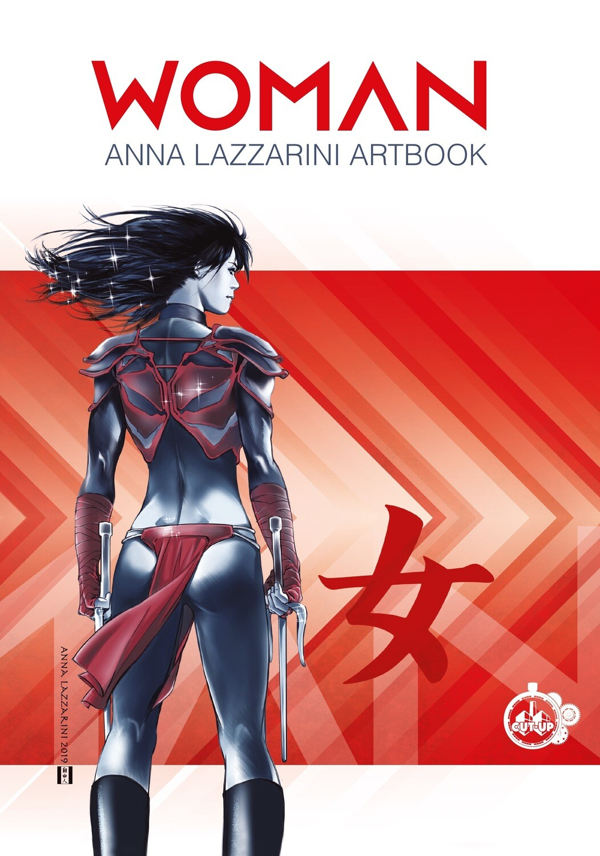 """""""WOMAN: Anna Lazzarini Artbook"""" - SPEDIZIONE GRATUITA"""