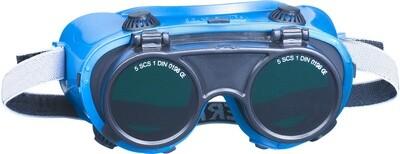 KWB Las en Veiligheidsbril 37-8010