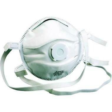M-Safe Stofmasker FFP3 met Uitademventiel Type 6340 (5 stuks)