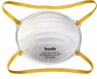 KWB Fijnstof Masker (3 stuks)