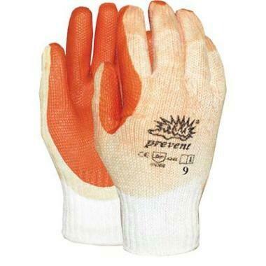 Werkhandschoen Prevent met Latexcoating
