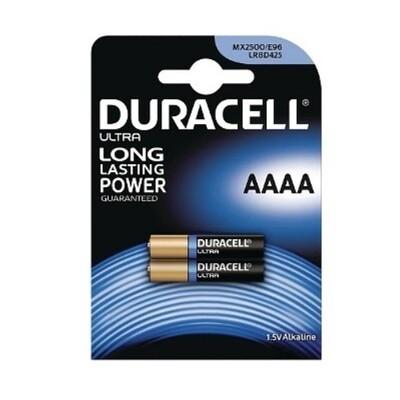 AAAA Duracell Ultra Batterij (2 stuks)
