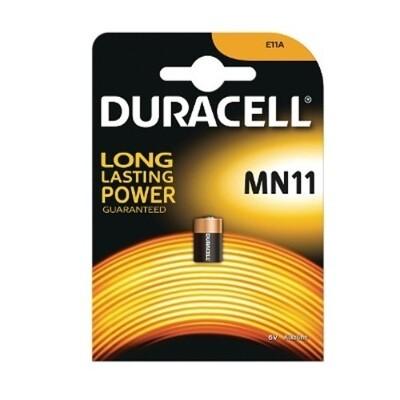 MN11 Duracell 6V Batterij