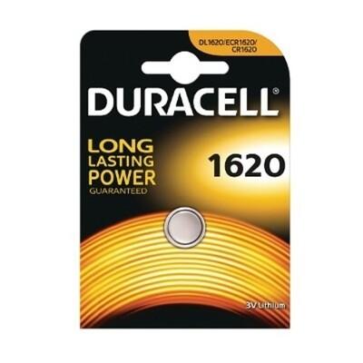 1620 Duracell 3V Knoopcel Batterij
