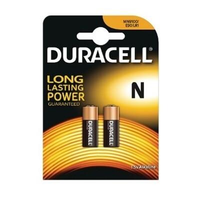 LR1 Duracell 1.5V Batterij (2 stuks)