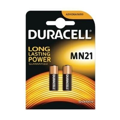MN21 Duracell 12V Batterij (2 stuks)