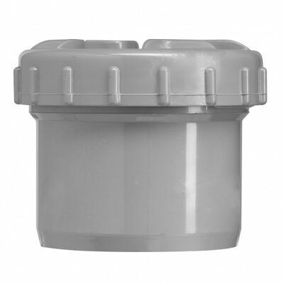 PVC Eindstop met Schroefdeksel 1xLM (8 producten)