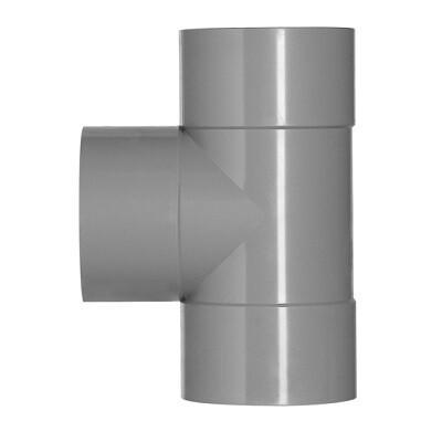 PVC T-stuk 90graden (15 producten)