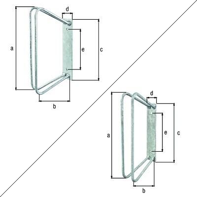 Rijwielstandaard / Fietsstandaard (2 producten)