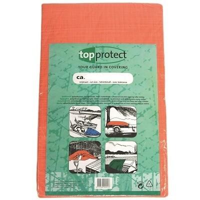 Dekkleed (dekzeil) 100gr/m² Oranje (4 producten)