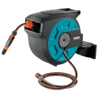 GARDENA Wandslangenbox roll-up automatic (2 producten)
