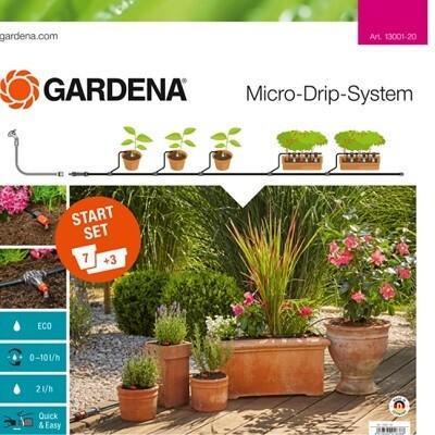 GARDENA Micro-Drip-System Startset bloempotten