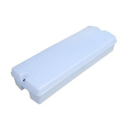 LED Portiek Armatuur Opaal 4W 4000K IP65