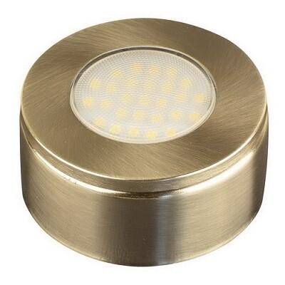 LED Opbouw / Inbouw Spot Aluminium150 Lumen 3000K 230V