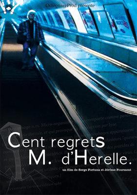 DVD Cent regrets M. d'Herelle