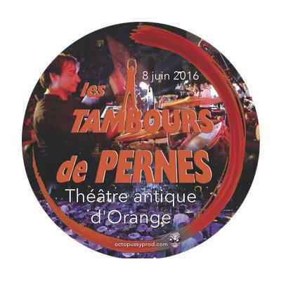 Le plus grand groupe / Les Tambours de Pernes / Théâtre Antique