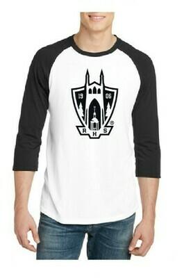 Bridge Logo Baseball Shirt - Mens