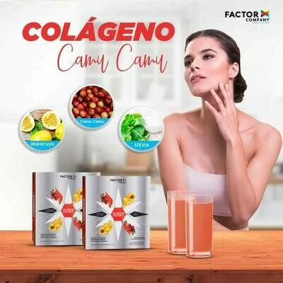 COLÁGENO - CAMU CAMU