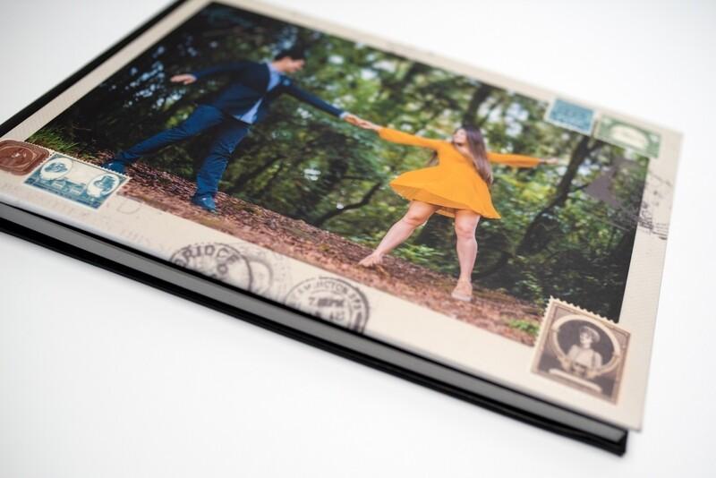 Book de Firmas - 8x10