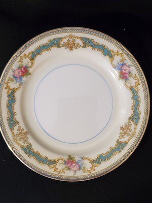 Noritake Bread & Butter Plate, Porcelain, Althea pattern, 6 1/4