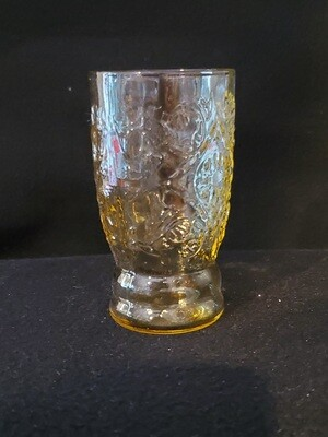 Vintage, Flat Juice Glass, 3 7/8