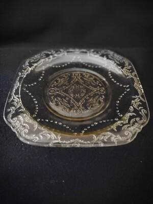 Vintage, Bread & Butter Plate 6