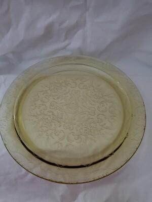 Vintage, Cake Plate 11 1/2